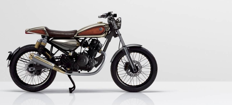 motos scrambler de 125 trail scrambler. Black Bedroom Furniture Sets. Home Design Ideas