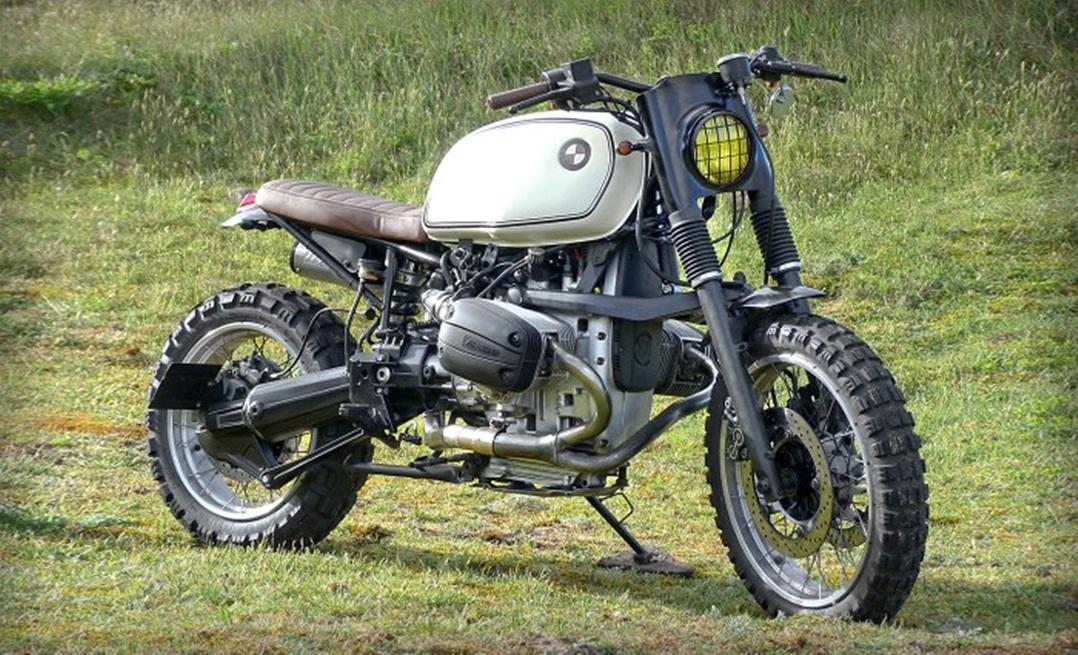 BMW R1100GS by Satora Design