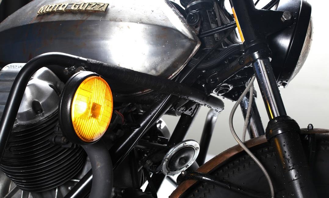 Moto Guzzi 1000 G5