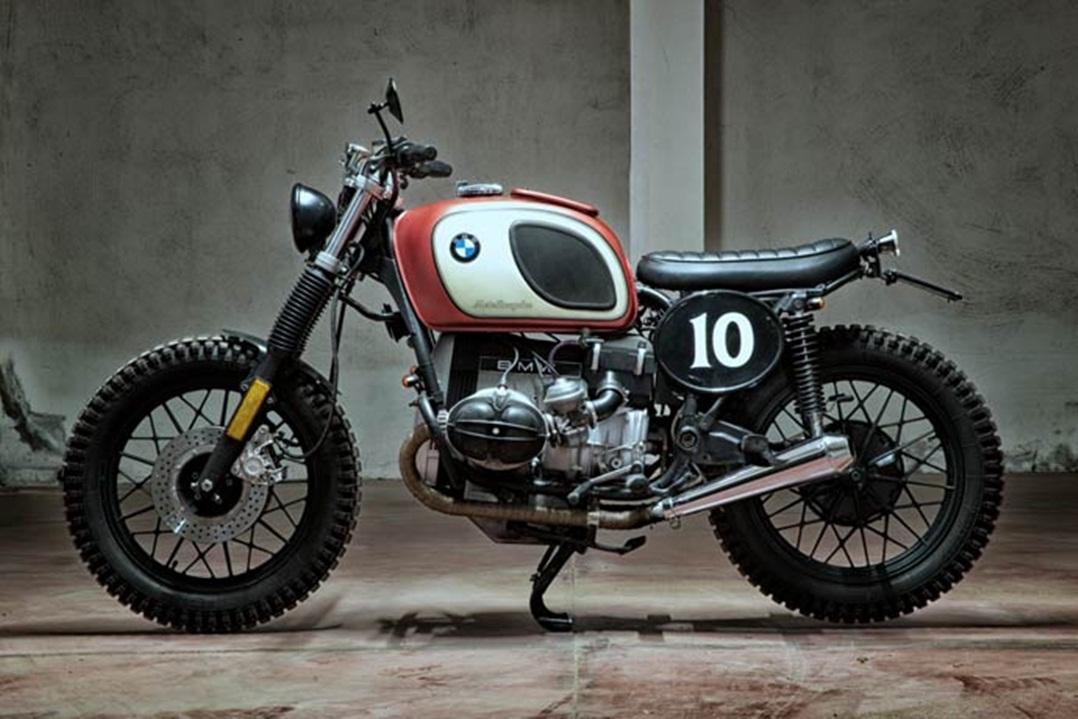 BMW R45 by Motorecyclos
