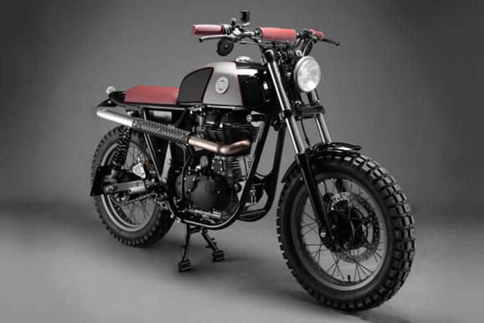 Royal Enfield por Analog Motorcycles