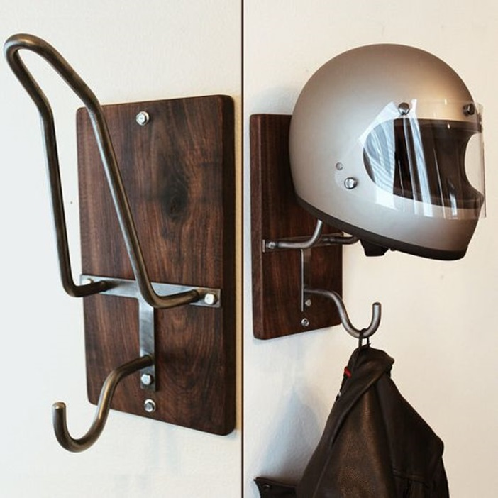 rack & jacket hook