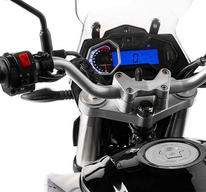 motos trail de baja cilindrada  llegan la macbor xr1  125