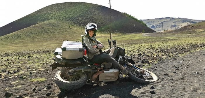 Viaje por Mongolia con Kinga Tanajewska