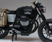 Un poco de historia y variaciones sobre la Moto Guzzi V7