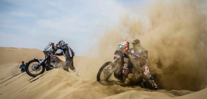 1ª semana Rally Dakar 2018: Etapas 1 a 8
