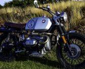 "BMW R80 ""Heavy Metal"", de Side Rock Cycles"