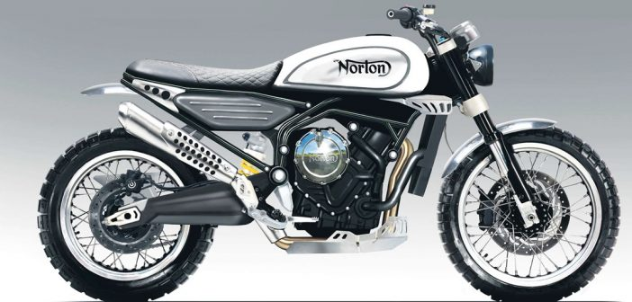 Nueva Scrambler: llega la Norton Atlas 650