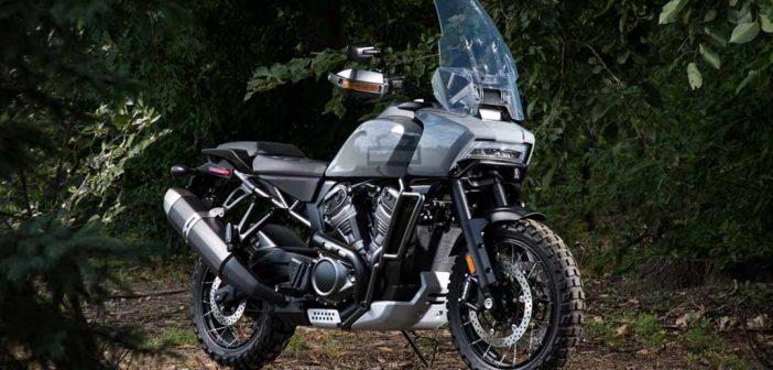 Nueva trail de Harley Davidson y otras novedades