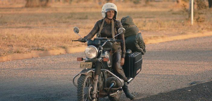 Anne-France Dautheville y su vuelta al mundo en moto