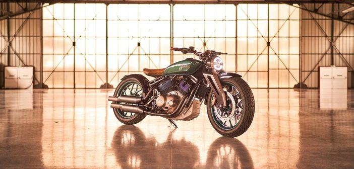 Royal Enfield KX Concept: lo más bonito visto en años