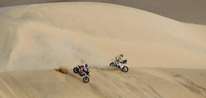 Toby Price gana el Dakar motos 2019